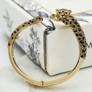 Kate spade Cheetah bangle